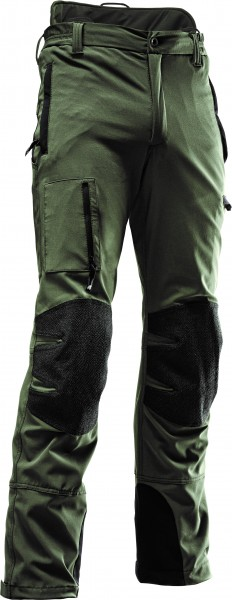 AX-MEN Kletterhose, grün