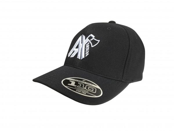 AX-MEN Cap FLEXFIT 110, schwarz