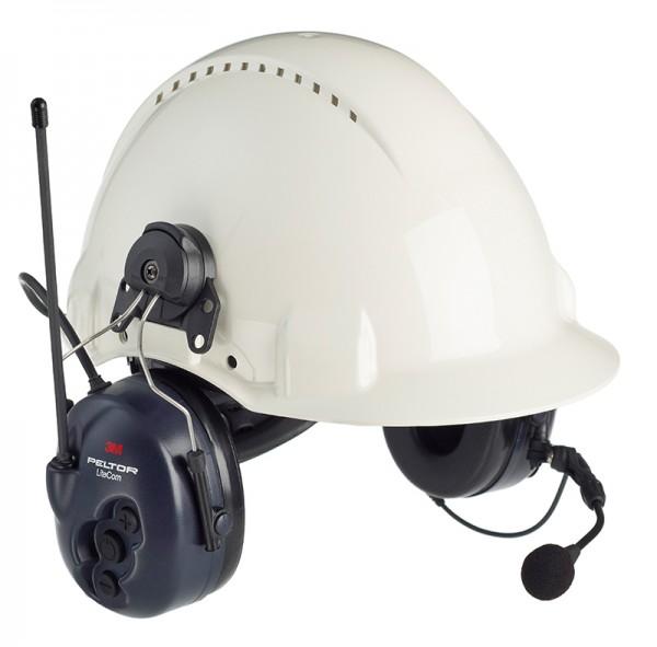 3M Peltor® Lite-Com™, mit Helmbefestigung