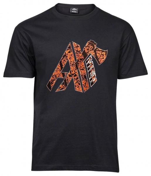 AX-MEN T-Shirt Classic orange