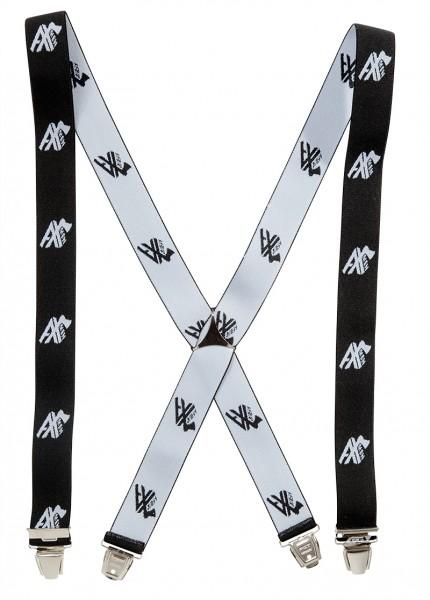 AX-MEN Hosenträger mit Clip