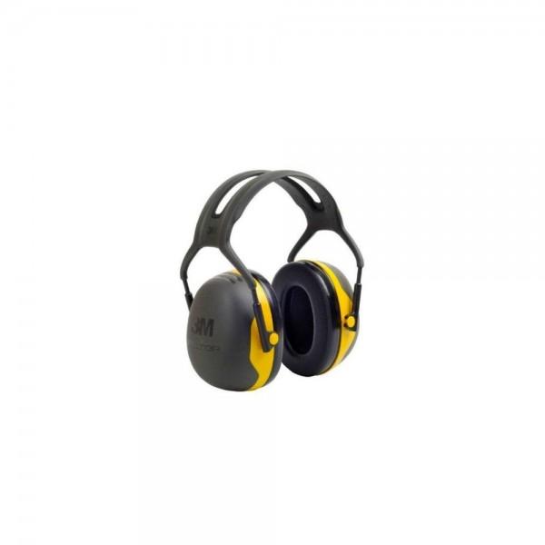 3M Gehörschutz X2A Kopfbügel gelb, SNR 31dB