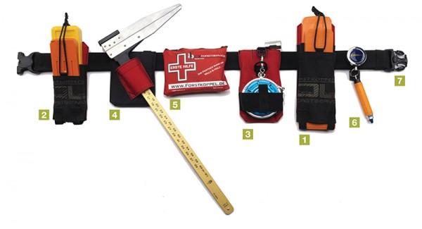 Forstkoppel® Modul 1-8 Holzernte Premium